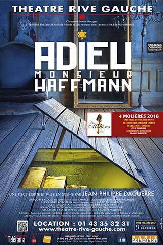 Affiche-Adieu-Haffmann- 4 Molieres 2018 - site