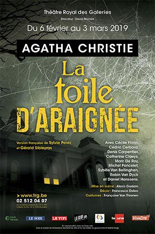 'Araignée - AFFICHE SITE