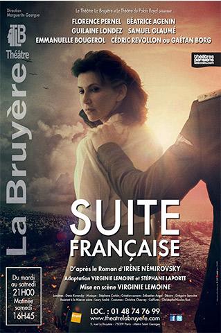 SUITE-FRANÇAISE---AFFICHE---THEATRE-LA-BRUYERE---Du-10-septembre-2019-au-16-novembre-2019