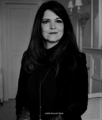 Portrait of Agnès Jaoui